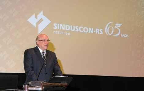 Presidente reeleito, Ricardo Antunes Sessegolo