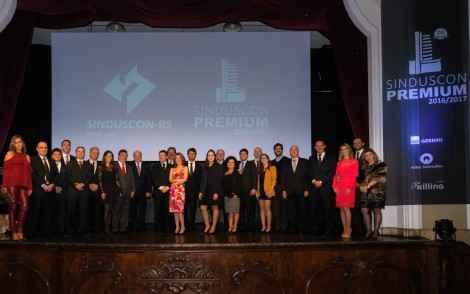 Sinduscon Premium 2016/2017