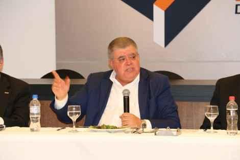ministro-chefe da Secretaria de Governo da Presidência da República, Carlos Marun.