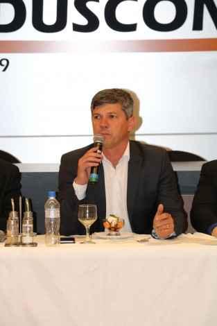 ministro dos Transportes, Portos e Aviação Civil, Valter Casimiro Silveira